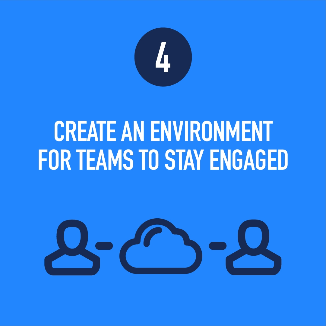 Stay Engaged Graphic