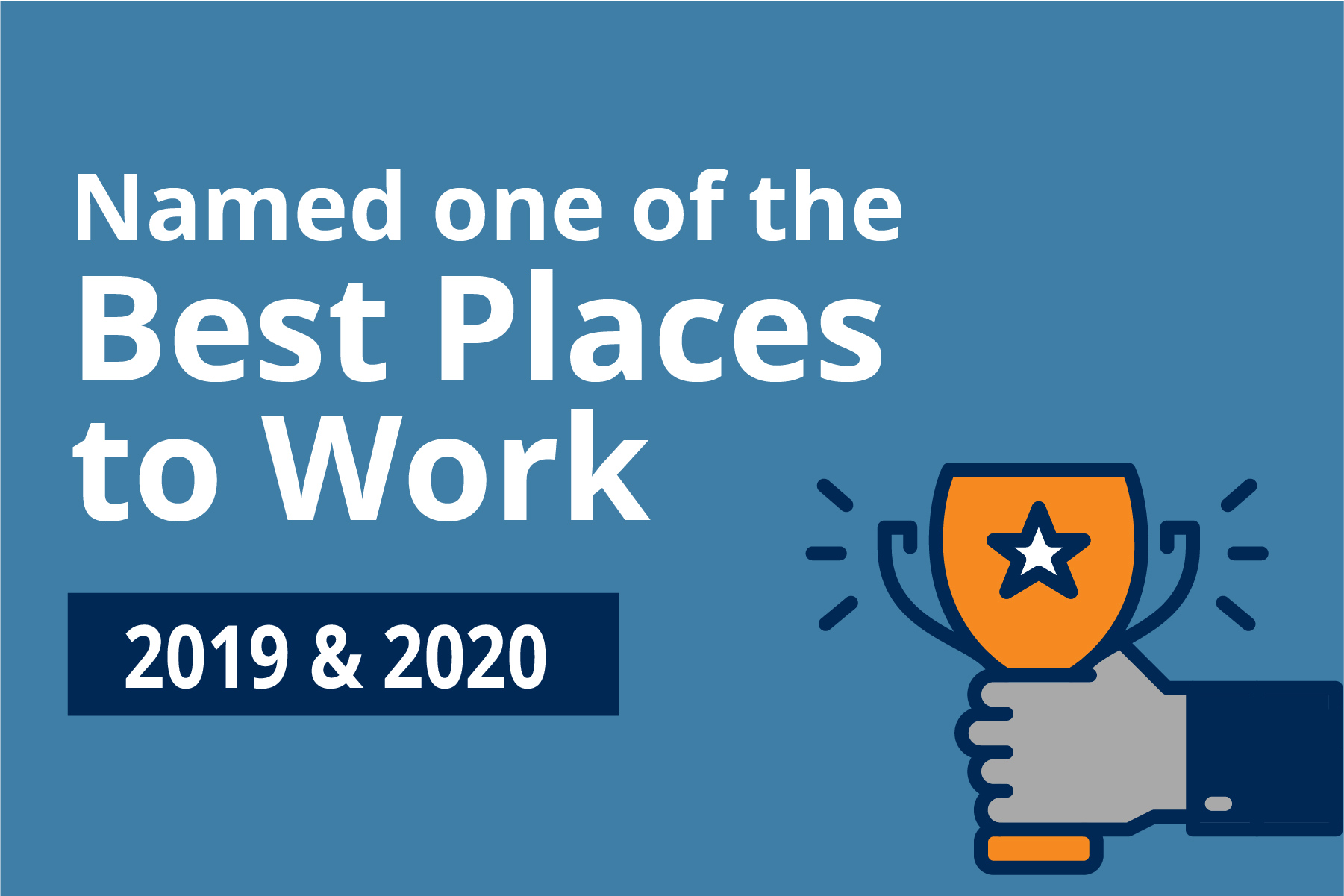 WorkSmart named one of the best places to work in 2020.