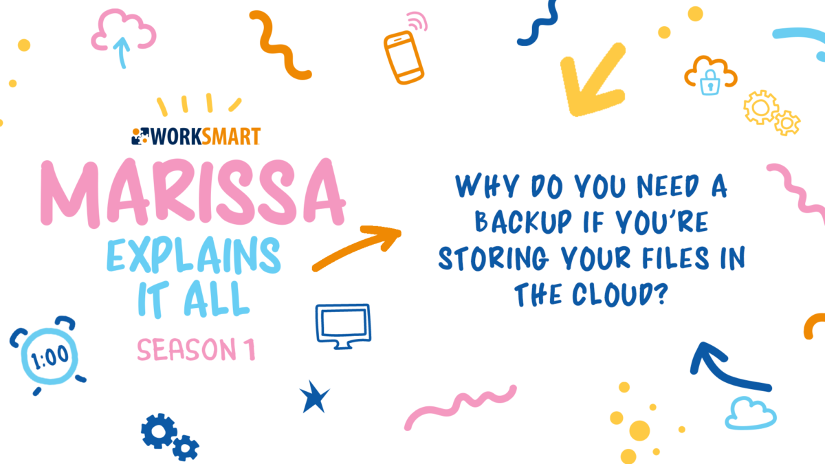Why you need backup for the cloud